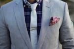 Как выбрать и носить зажим для галстука