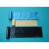 Линия для производства пластиковых пакетов в рулонах.