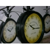 Двухсторонние  часы  для  дома  и улицы  из  ФИНЛЯНДИИ