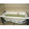Установка  гидромассажной ванны