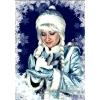 Вызов Деда Мороза со Снегурочкой - работают профессионалы!